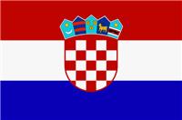 kroatija-veliava
