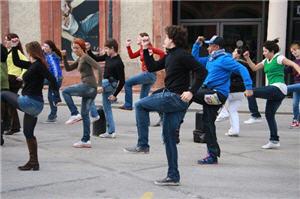 flashmobas