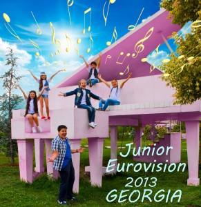 vaiku eurovizija - gruzija
