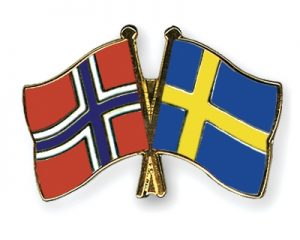 Flag-Norway-Sweden