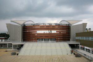 """Armeec Arena"" / BNT nuotr."