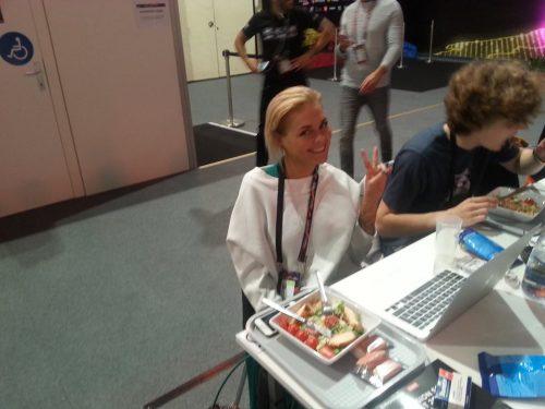 Anne iš Estijos.