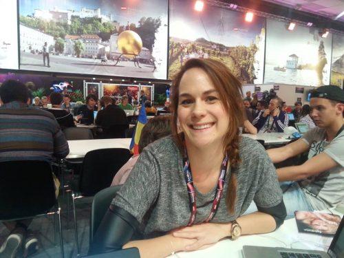 Joyce iš Nyderlandų.
