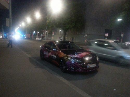 """""""Eurovizinis"""" taxi"""