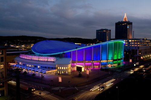 """Scandinavium"" arena / goterburg2013.com nuotr."