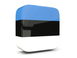 estonia_glossy_square_icon_3d_256