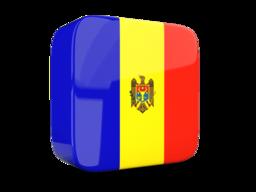 moldova_glossy_square_icon_3d_256