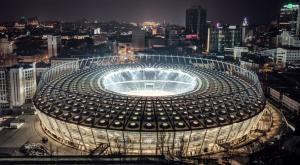 """Olimpinis stadionas, kurį """"Eurovizijos"""" rengimui pasiūlė Kijevo meras Vitalij Klyčko / inforportal.kiev.ua nuotr."""